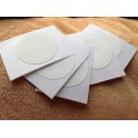 5 pcs inlay NFC NTAG203 Smart Tags/Sticker/A​dhesive Type 2 Tag Nexus 4 10 25mm