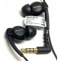 Original Sony Stereo Headset MH-EX300AP Handsfree Earphone for Xperia Z ZL V BLK