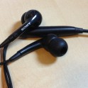 Original Sony MH650C Stereo Headset Handsfree Earphone with Microphone & Answer / End