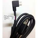 Original Sony Ericsson EC600L Micro USB Charge Data Cable for Xperia Vivaz Yari