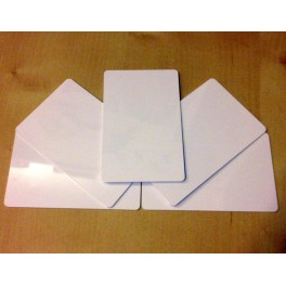 5 pcs NFC Thin White Card NTAG203 Smart Tags Type 2 Tag Galaxy S4 Nexus 4 10 Lumia