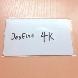 NFC Tags NXP Mifare DESFire EV1 4K Card MF3ICD41 Type 4 ISO14443A Tag Nexus 4 10