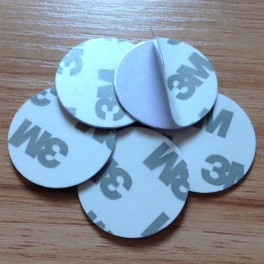 5 pieces NFC Tag PVC Waterpoor 3M Adhesive Label NTAG203 Smart Type 2 Tags Nexus Lumia