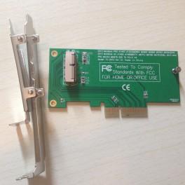 2013 2014 Apple Mac MacBook Pro Air SSD convert PCI-E Converter Adapter Card