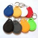 1 Set UID Changeable Rewritable Mifare Classic 1k NFC Tag Keyring Change Rewrite