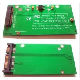 Card 2012 APPLE MACBOOK PRO Retina SSD A1398 MC975 MD976 convert to SATA adapter