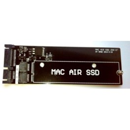 Card slot Apple MacBook Air SSD convert to SATA converter adapter 3.3V Jumper