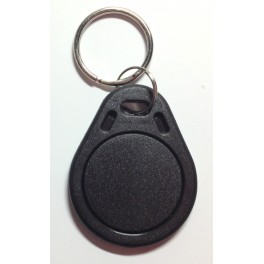 5pcs UID changeable rewritable Mifare classic 1k NFC tag black keyring rewrite tags
