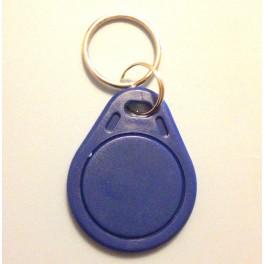 5pcs UID changeable rewritable Mifare classic 1k NFC tag blue keyring rewrite tags