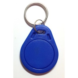 Blue KeyRing NFC Tags NXP Mifare DESFire EV1 4K MF3ICD41 Type 4 ISO14443A Tag Nexus 4