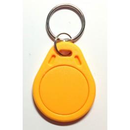 Yellow KeyRing NFC Tags NXP Mifare DESFire EV1 4K MF3ICD41 Type 4 ISO14443A Tag Nexus 4