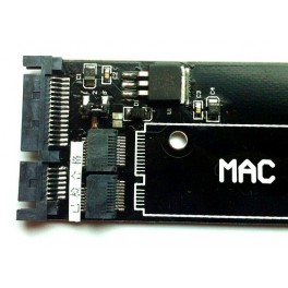 with Jumper Card slot Apple MacBook Air SSD convert to SATA interface converter adapter